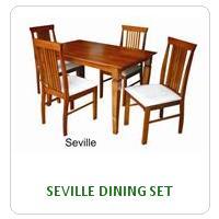 SEVILLE DINING SET